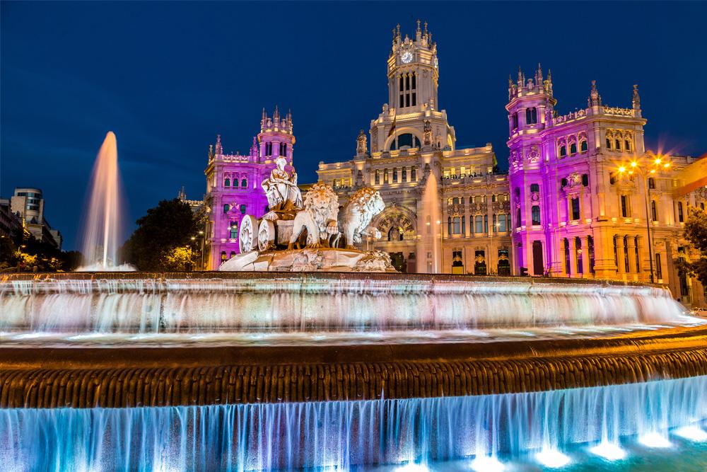 Туры в испанию цены на новый год