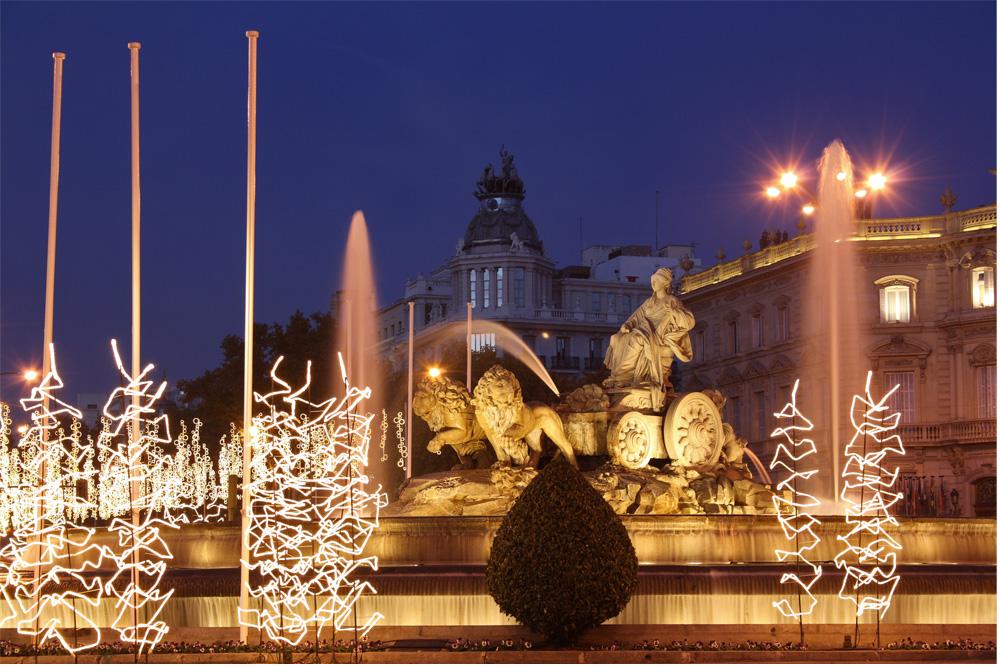 Испания. Новогодние Три королевства.